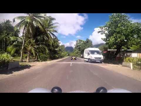 Moorea Island Tour