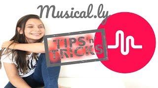 Musical.ly - Tips and Tricks/Erika Doumbova/Трикове и съвети за Musical.ly/Ерика Думбова