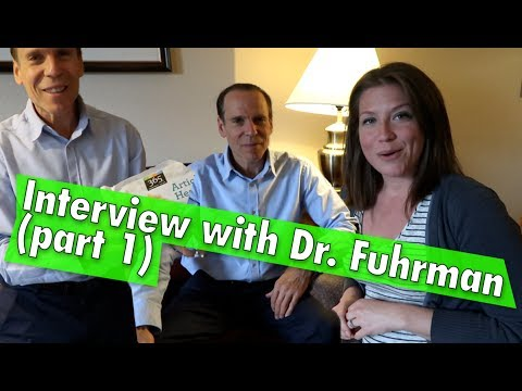 Interview with Dr. Fuhrman (Part 1 of 2) | Health, Healing and Happiness Expo, Las Vegas, June 2017