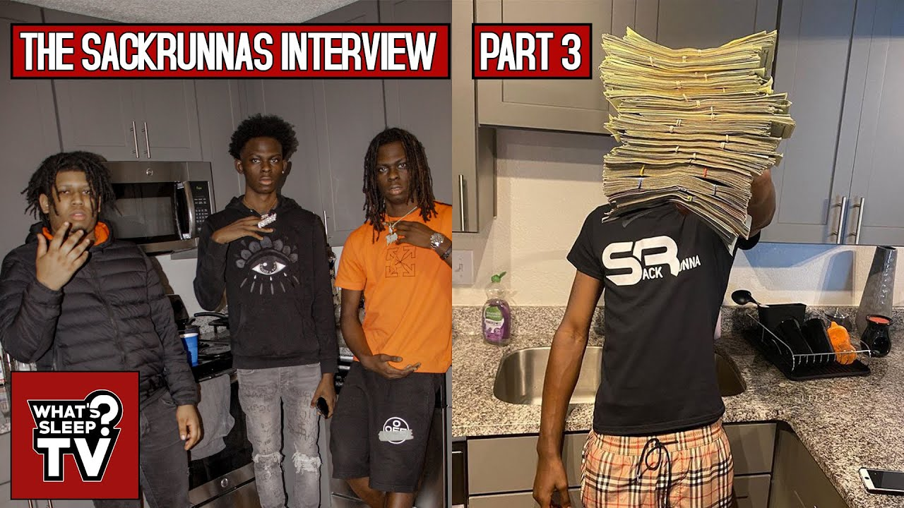 The Sackrunnas Say Flashing Money Helps Attract More Business Opportunities & More Money