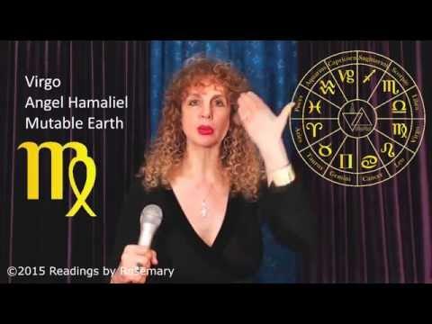 Virgo OCTOBER 2015 Astrology Angel Horoscope BATTY LOVE Forecast