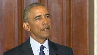 Obama fights back against terrorism rhetoric critics