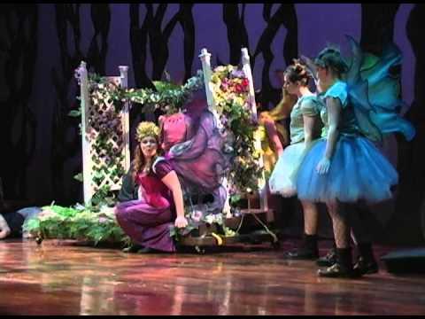 A Midsummer Night's Dream -Burlington High School Drama Club