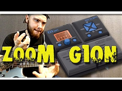Zoom G1on Metal