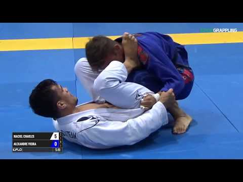 "Rubens ""Cobrinha"" Charles vs Alexandre Vieira / European Championship 2017"