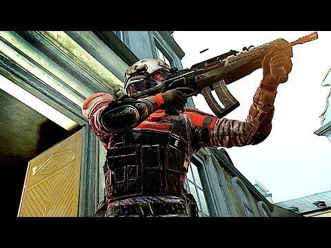 BRAVO TEAM Immersion Trailer (2018) FPS VR Game