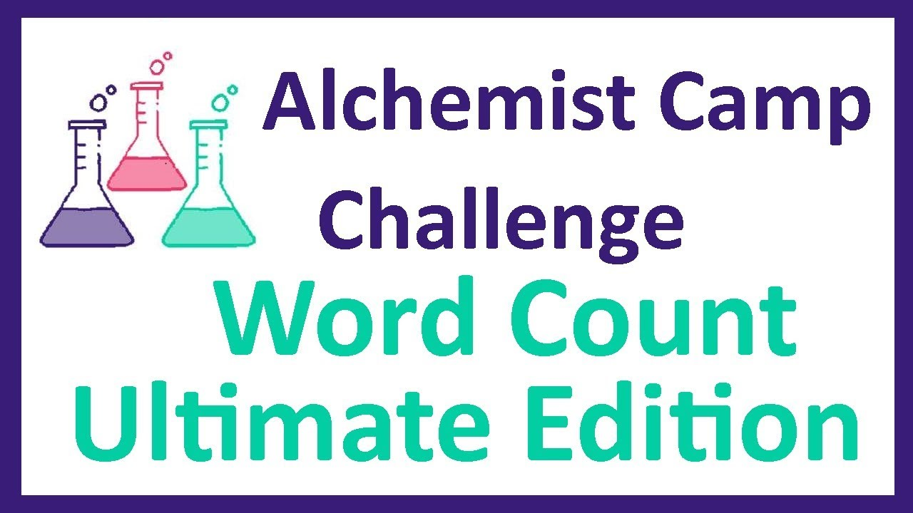 Solution To Challenge 2 Word Count ULTIMATE EDITION