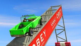 SUPER IMPOSIBLE!! CADA VEZ SE COMPLICA MAS!! - CARRERA GTA V ONLINE - GTA 5 ONLINE