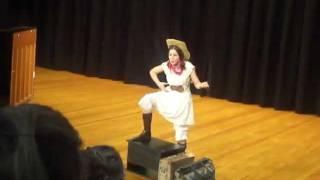 Deadwood Stage - Brisbane Eisteddfod 2011