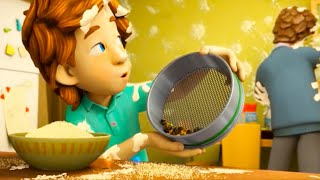 Cooking with Friends  The Fixies  How do Sieves Work