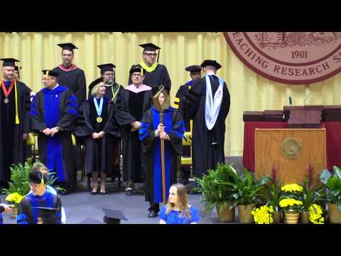 Spring 2018 Commencement Ceremony