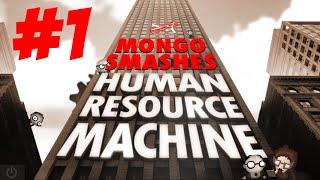 Human Resource Machine Part 1 Screw It Let S Do It Year 1 6