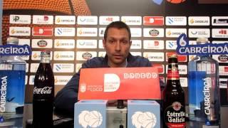 Video NATXO Lexkano rueda de prensa previa al partido contra Arraberi