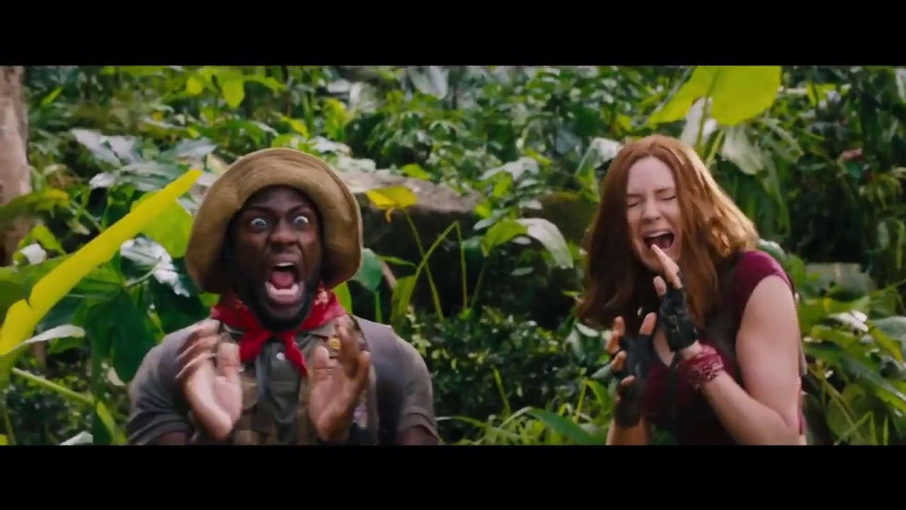 Download Jumanji 2  Welcome to the Jungle International Trailer #1 2017 Dwayne Johnson, Kevin Hart Movie HD