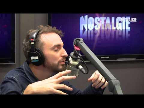 Christophe Willem - Interview intégrale NOSTALGIE