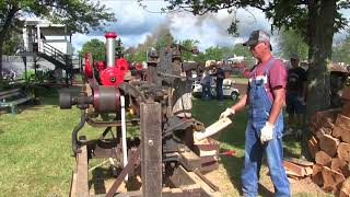 Michigan Steam Engine and Threshers Club Reunion