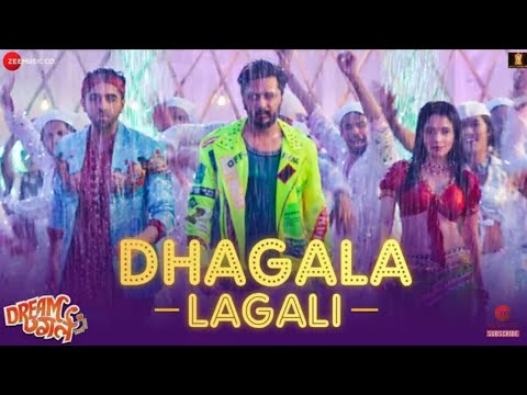 Dhagala Lagali Lyrics From Dream Girl|Meet Bros, Mika Singh, Jyotica Tangri