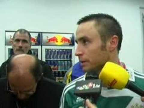 Salzburg - Rapid 0:7, Interviews Rapid