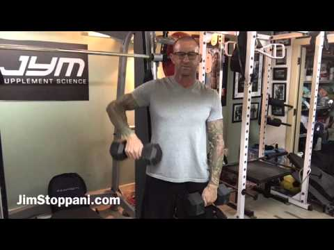 Jim's Tip of the Day: Dumbbell Upright Row Tips