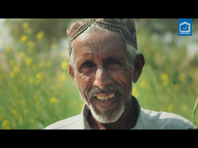 Solar Submersible Pump Thar- Interesting Story of Niaz Hussain from Islamkot, Tharparkar, Sindh