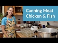 You Need to Try This! Step by Step Meat Canning Tutorial || Easy, Nutritious Food for Fybromyalgia