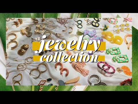 Jewelry Collection + Trying On Every Piece I Own