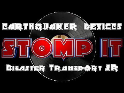 Stomp It #1  -  Disaster Transport SR
