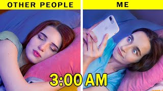Other People vs Me / Funny Relatable Situations And Fails