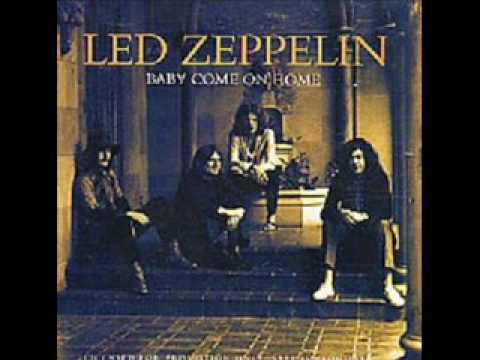 Led Zeppelin Baby Come On Home Rare Youtube