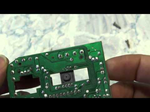 А что внутри :) Ремонт кнопки DPI у компьютерной мышки. Repair button at the DPI mouse.