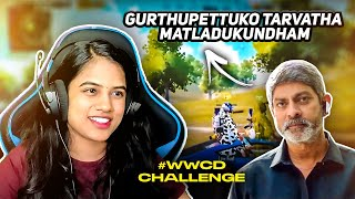 Gurthupettuko Tharwatha Matladukundham when someone said Ee Match Natasha Dinner Kottaledu #bgmi