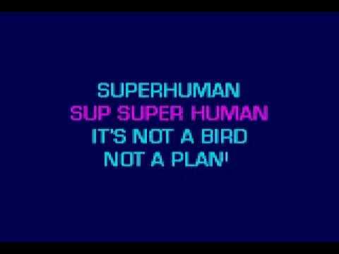 Karaoke Superhuman