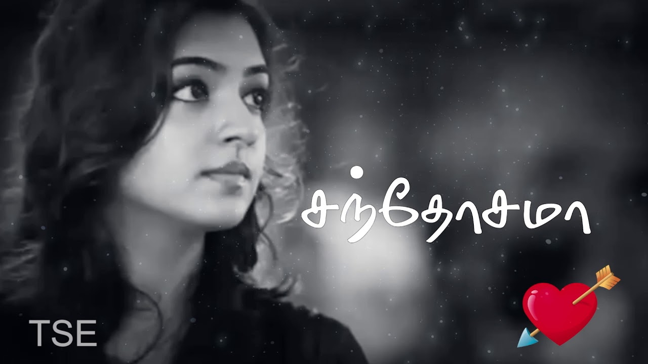 Love 💔 Whatsapp Status Tamil 💕 Love Status TSE - YouTube