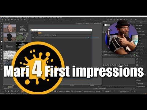Mari 4 Live : First impressions