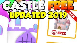 How To Get The CASTLE *FREE* (LEGIT) In Roblox MEEPCITY (UPDATED 2019)
