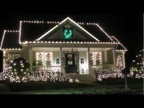 celebration fl christmas 2012 youtube - Celebration Christmas Lights