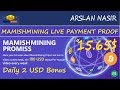 MAMISHMINING.ZONE Free Bitcoin Earning Site Live Withdrawal Payment Proof 2018 in Urdu Hindi