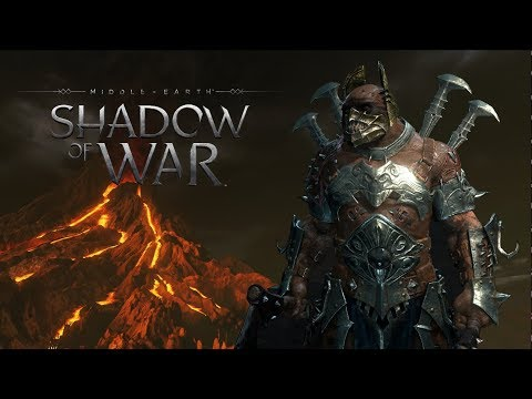 SHADOW OF WAR-STRENGTH OF THE TOWER