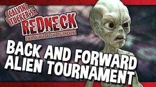 Back and Forward Alien Tournament || Calvin Tucker