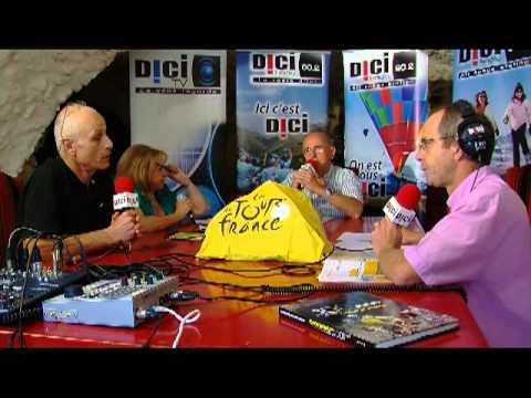 D!CI TV:  Emission spéciale Tour de France dans les Hautes-Alpes