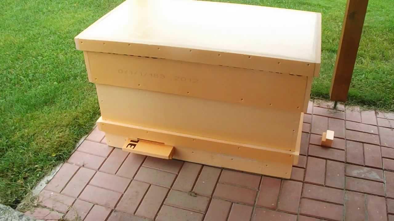 Как сделать улик лежак для пчел 61
