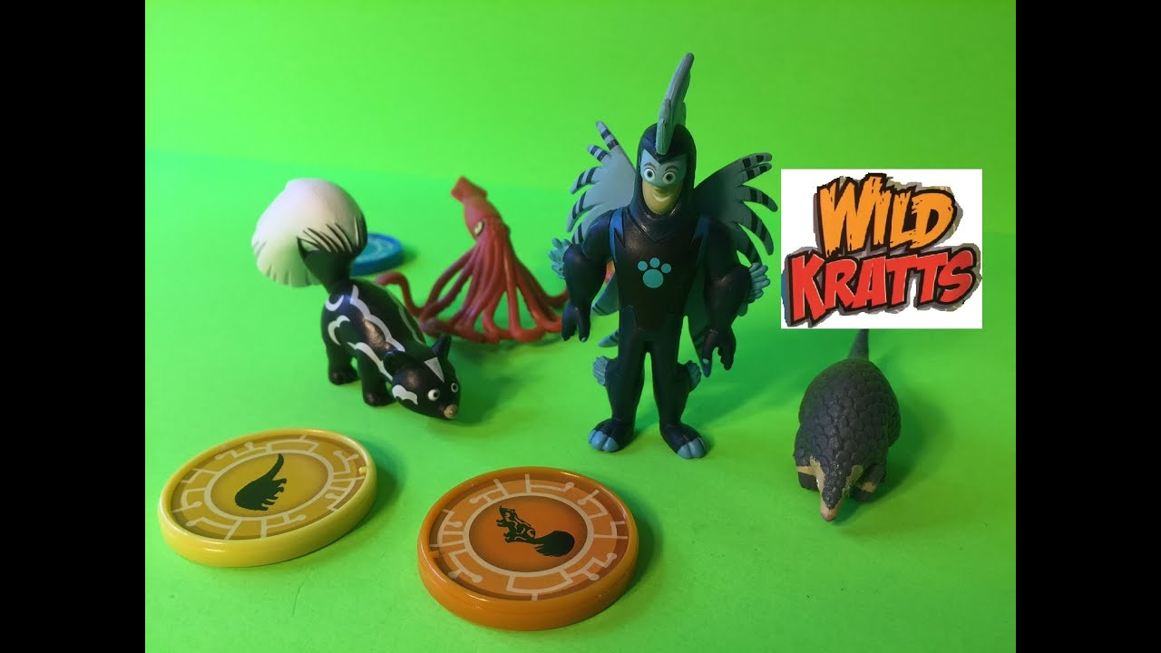 Wild Kratts Porcupine Powers Toy Unboxing And Review Of