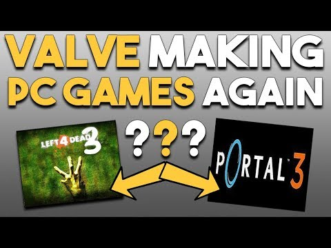 VALVE Making PC Games Again and Crash Bandicoot CONFIRMED for PC!