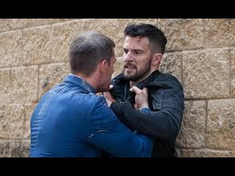 Emmerdale   Pete & Ross Fight At The Hospital
