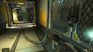 How to get the Secret Golden Revolver in Deus Ex Human Revolution Missing Link
