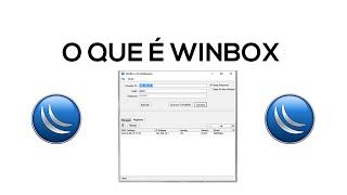 Gambar cover Mikrotik Winbox - O que é Winbox