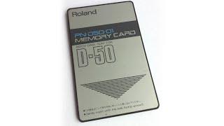 Roland PN-D50-01 Previews