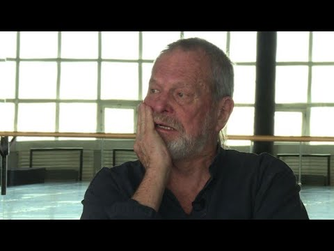 Terry Gilliam comments on the Weinstein saga