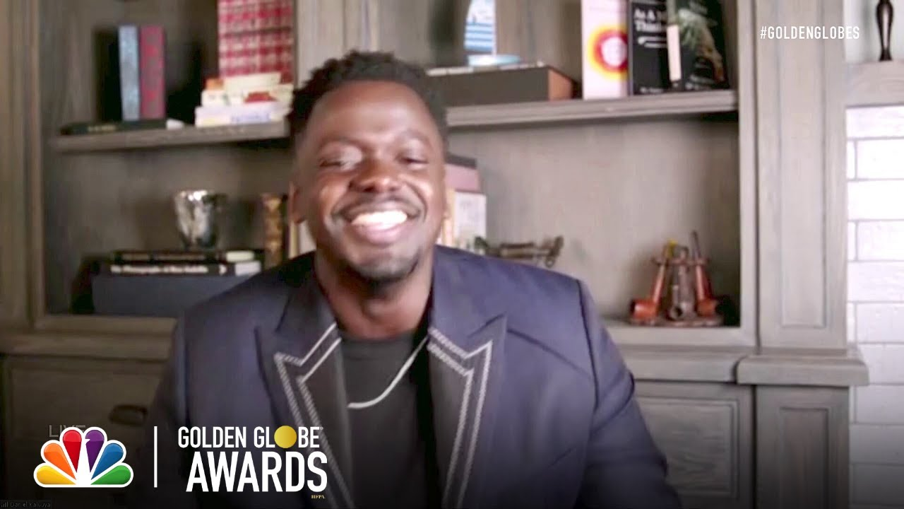Daniel Kaluuya Wins Golden Globe But They Tried To Do Him Dirty [VIDEO]