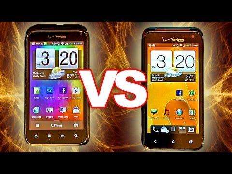 HTC Droid Incredible 4G LTE Vs HTC Droid Incredible 2 - Review & Comparison